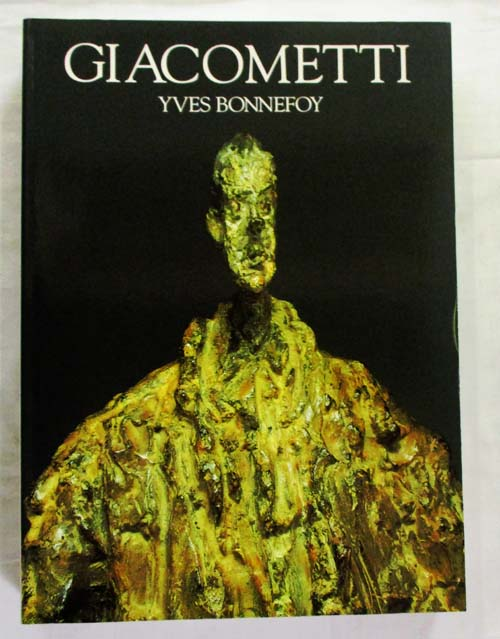 Image for Alberto Giacometti A Biography of His Work