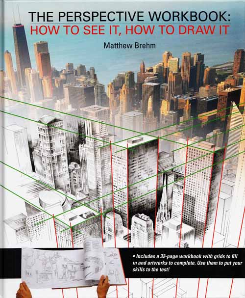 Image for Perspective Workbook. How to See It, How to Draw It