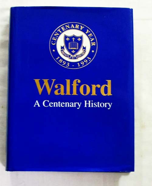 Image for Walford A Centenary History 1893-1993