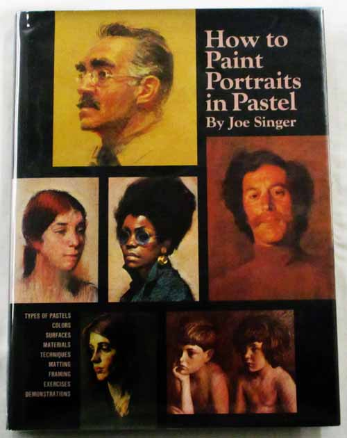 Image for How to Paint Portraits in Pastel