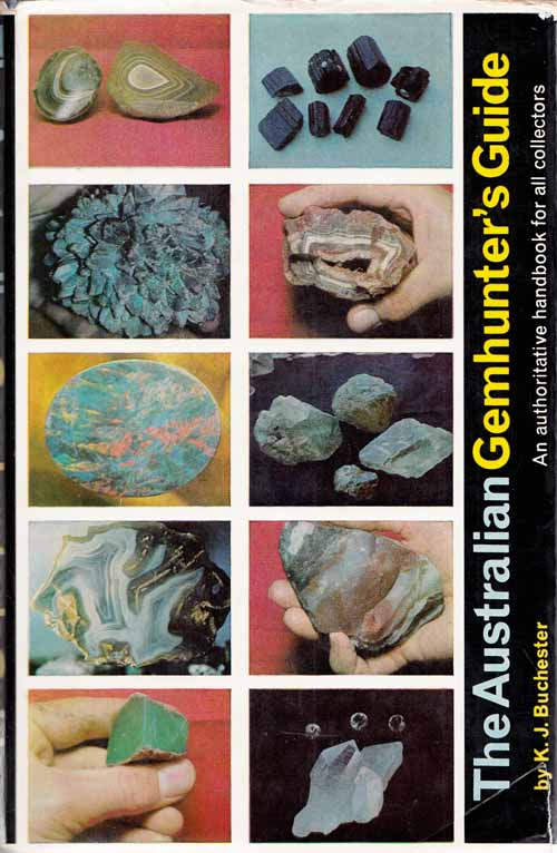 Image for The Australian Gemhunter's Guide