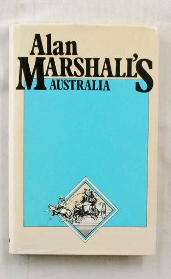 Image for Alan Marshall's Australia