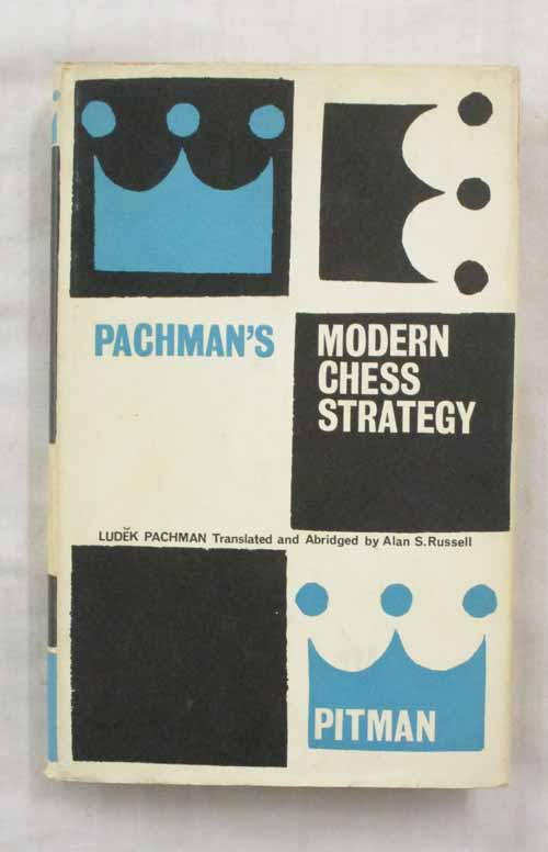 Image for Pachman's Modern Chess Strategy