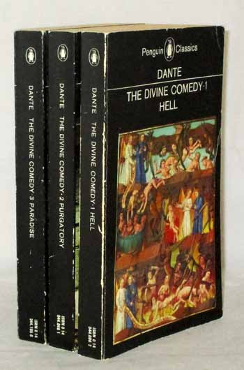 Image for The Comedy of Dante Alighieri The Florentine Cantica I, Hell <L'Inferno>; Cantica II, Purgataory <Il Purgatorio>; Cantica III, Paradise <Il Paradisio>. (The Divine Comedy)