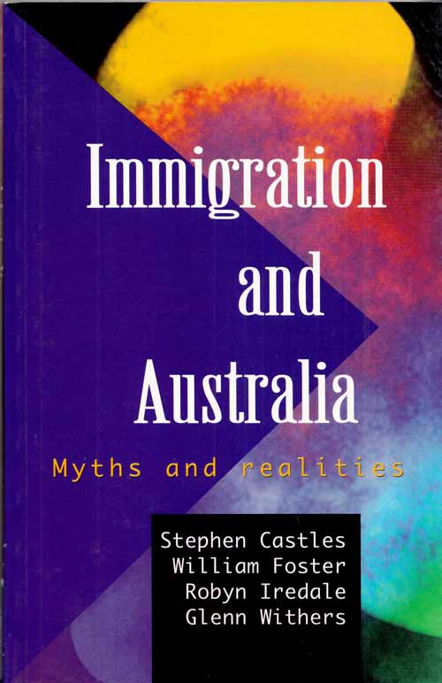Image for Immigration and Australia Myths and Realities