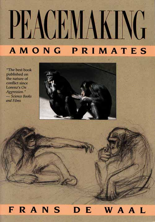 Image for Peacemaking Among Primates
