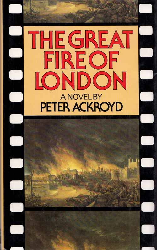 Image for The Great Fire of London A Novel