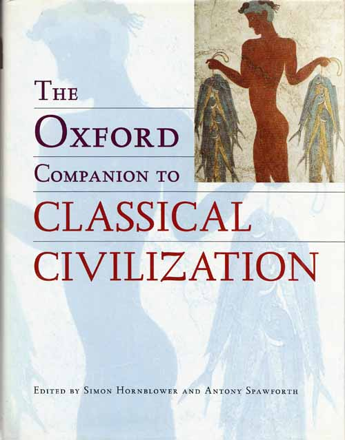 Image for The Oxford Companion to Classical Civilization