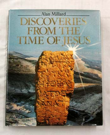 Image for Discoveries fom The Time of Jesus