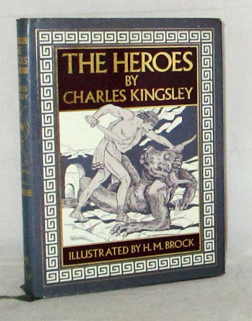 The Heroes, or Greek fairy tales for my children.