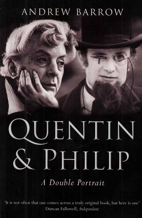 Image for Quentin & Philip A Double Portrait.