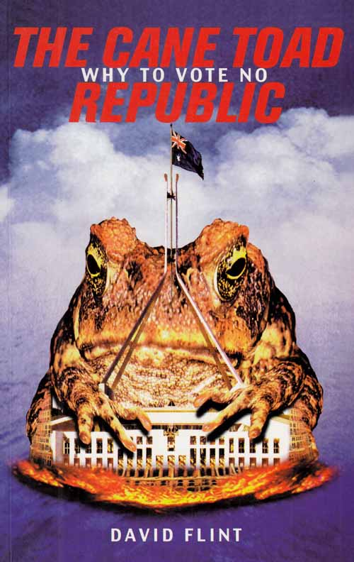 Image for The Cane Toad Republic.