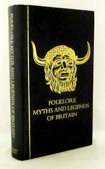 Image for Folklore, Myths and Legends of Britain