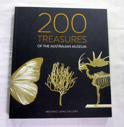 Image for 200 Hundred Treasures of the Australian Museum Westpac Long Gallery