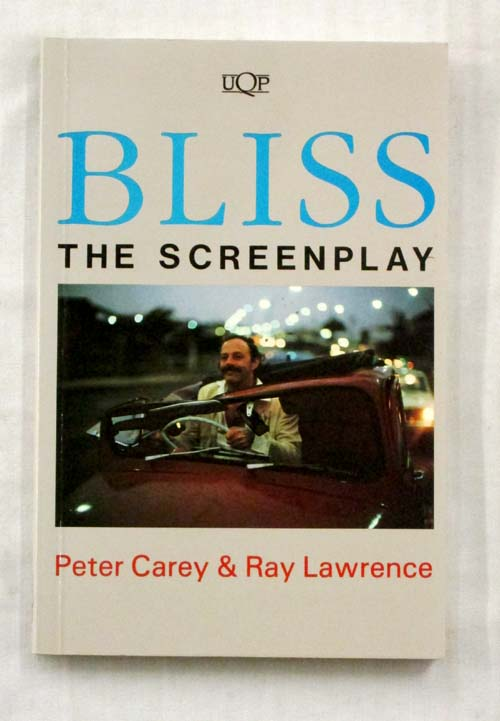 Image for Bliss The Screenplay