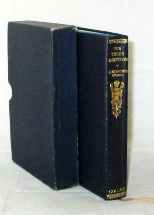 Image for The Three Musketeers Complete in Two Volumes  (Library of Classics)