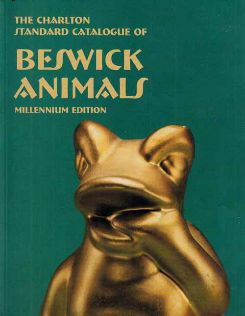 Image for The Charlton Standard Catalogue of Beswick Animals