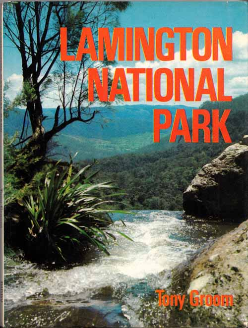 Image for Lamington National Park (Signed by Author)