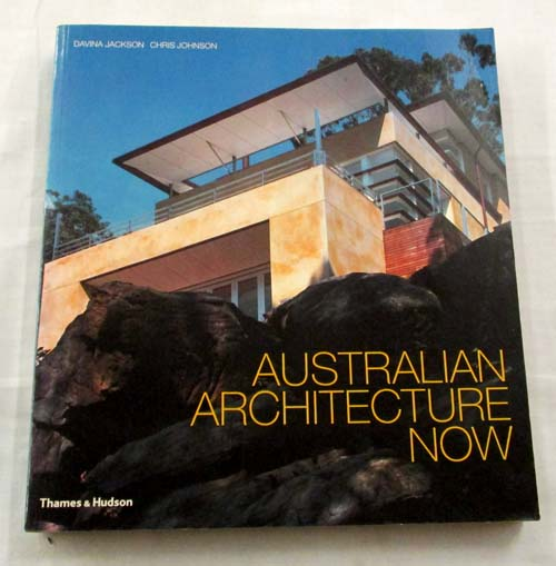 Image for Australian Architecture Now