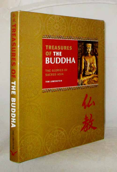 Image for Treasures of the Buddha.  The Glories of Sacred Asia.