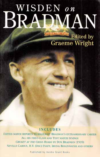 Image for Wisden on Bradman