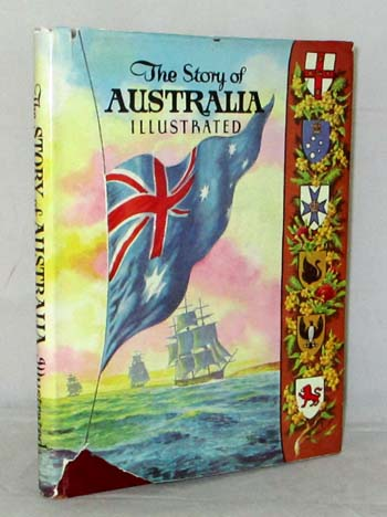 Image for The Story of Australia Illustrated