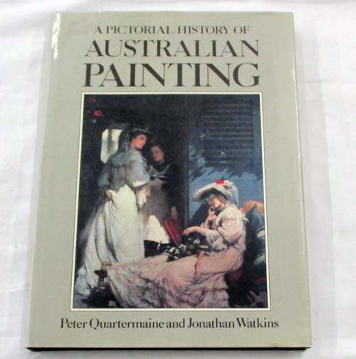 Image for A Pictorial History of Australian Painting