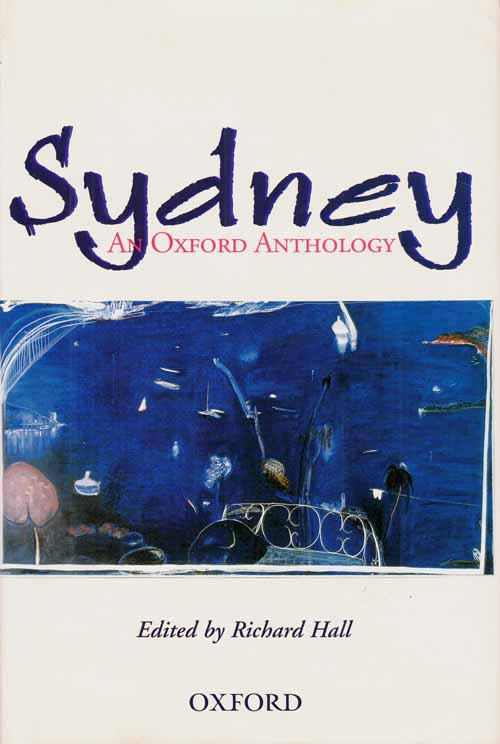Image for Sydney.  An Oxford Anthology.
