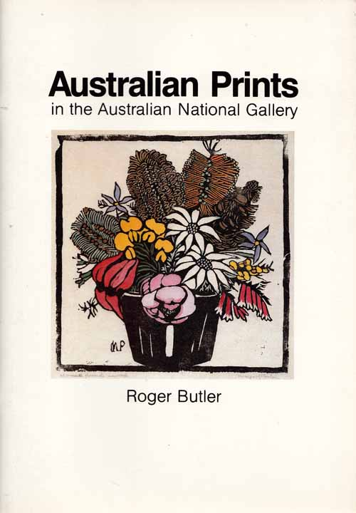 Image for Australian Prints in the Australian National Gallery