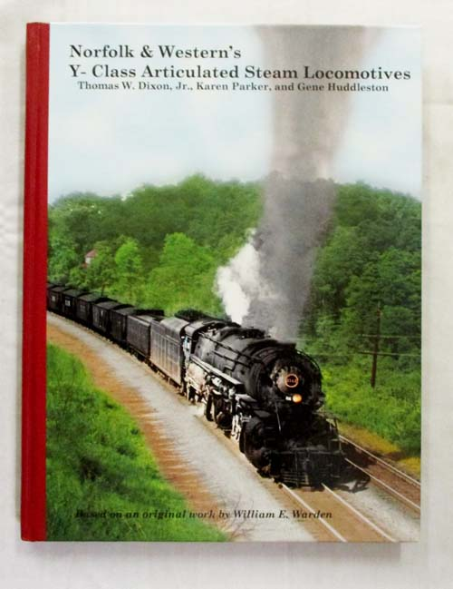 Image for Norfolk & Western's Y-Class Articulated Steam Locomotives