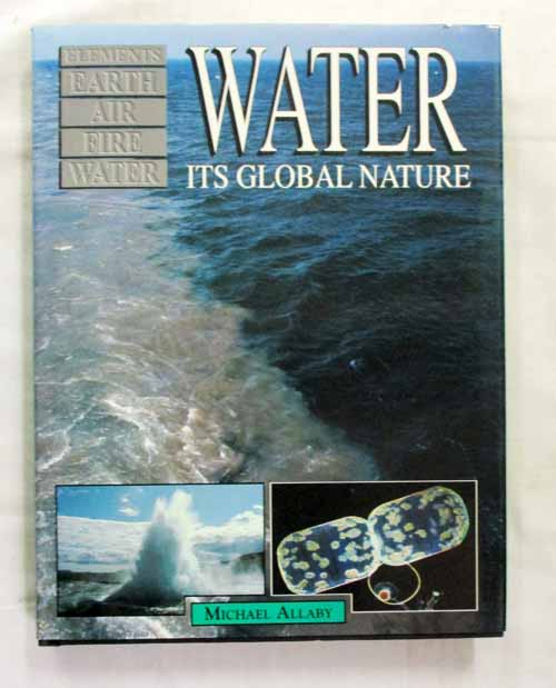 Image for Water Its Global Nature