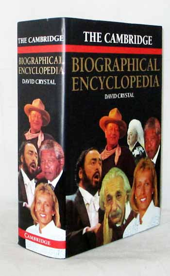 Image for The Cambridge Biographical Encyclopedia