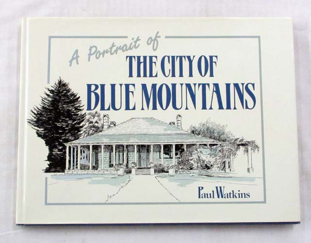 Image for A Portrait of The City of the Blue Mountains