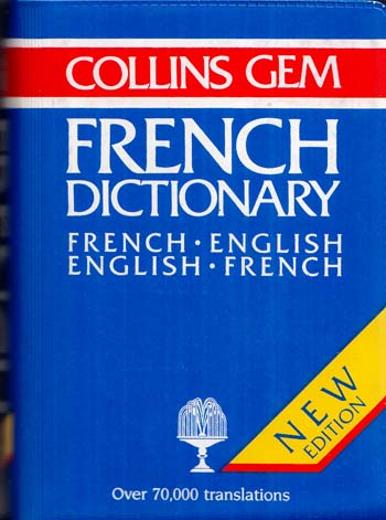 Image for Collins Gem French Dictionary French.English, English French Dictionary