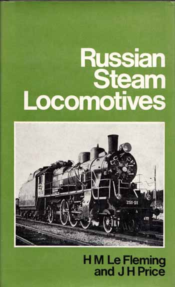 Image for Russian Steam Locomotives