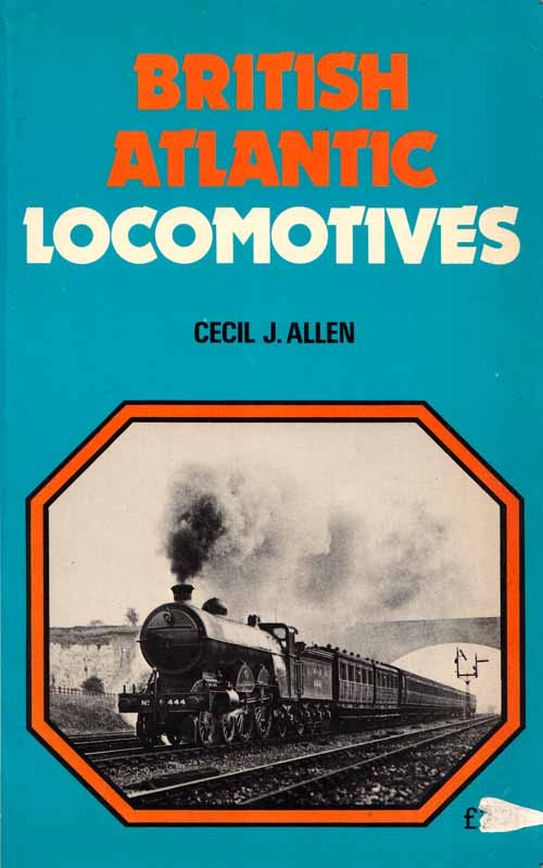 Image for British Atlantic Locomotives
