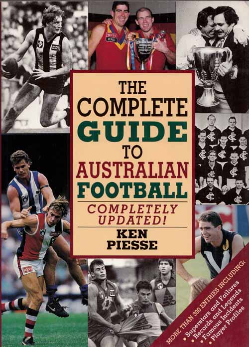 Image for The Complete Guide to Australian Football