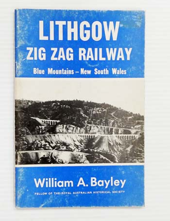 Image for Lithgow Zig Zag Railway. Blue Mountains - New South Wales