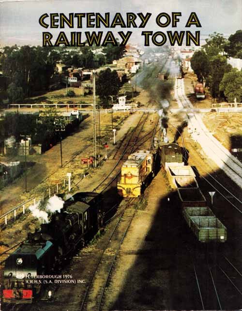 Image for Centenary of a Railway Town Peterborough 1976