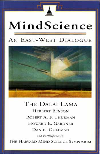 Image for Mindscience An East-West Dialogue