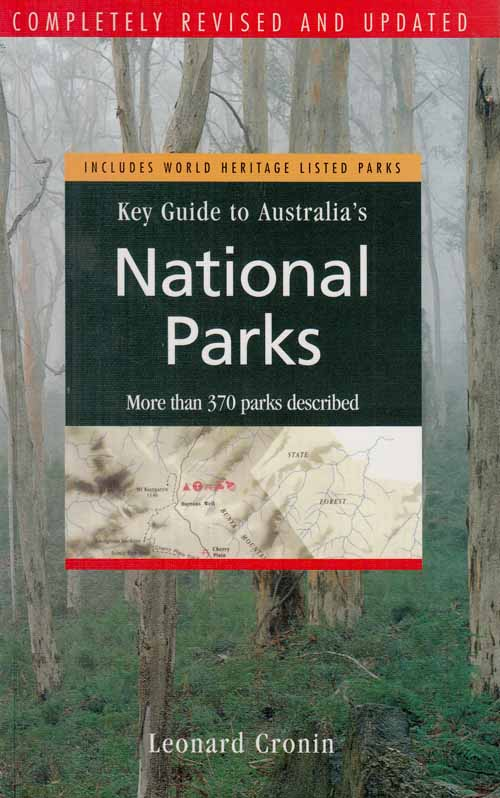 Image for Key Guide to Australia's National Parks.  Includes World Heritage Listed Parks.