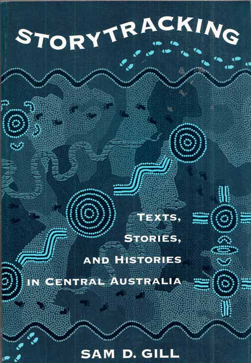 Image for Storytracking Texts, Stories and Histories in Central Australia