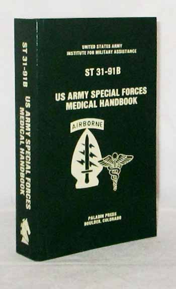 Image for US Army Special Forces Medical Handbook ST 31-91B