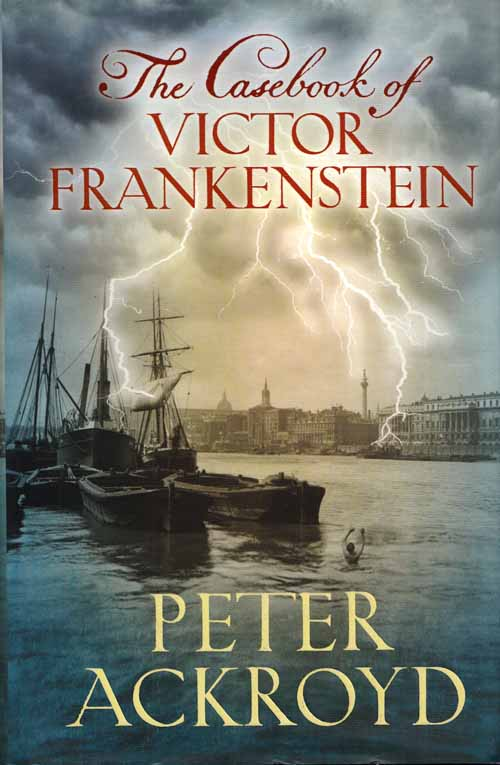 Image for The Casebook of Victor Frankenstein