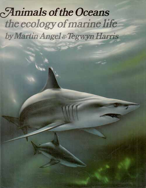 Image for Animals in the Ocean.  The Ecology of Marine Life