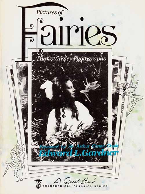 Image for Pictures of Fairies (The Cottingley Photographs)