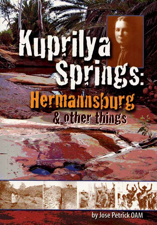 Image for Kuprilya Springs: Hermannsburg & Other Things