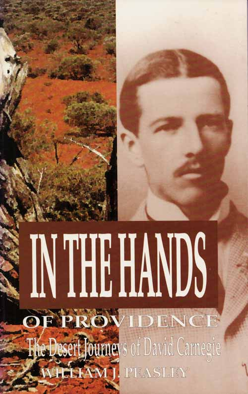 Image for In The Hands of Providence The Desert Journeys of David Carnegie