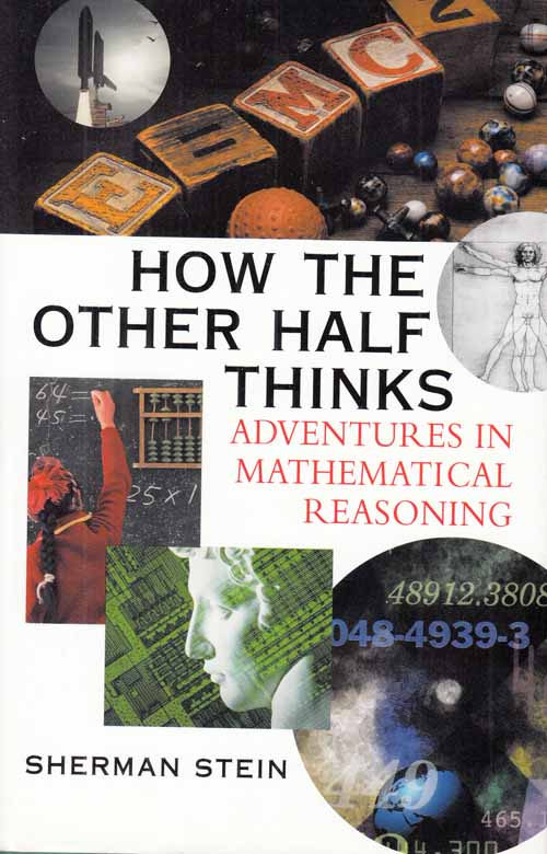 Image for How the Other Half Thinks.  Adventures in Mathematical Reasoning