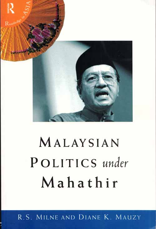 Image for Malaysian Politics under Mahathir